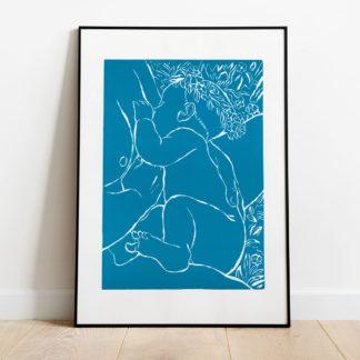 Dea Trier kunsttryk mødrehjælpen