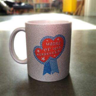 sølv kop med citat